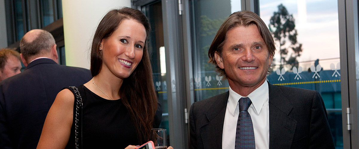 Bright Ideas for Tennis Charity Gala Dinner AELTC April 2016