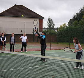 Redhill Tennis Club