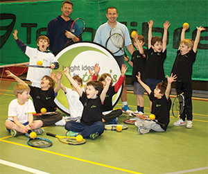 Bourne Tennis Club Bright Ideas for Tennis