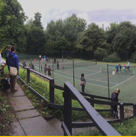 Market Harborough LTC