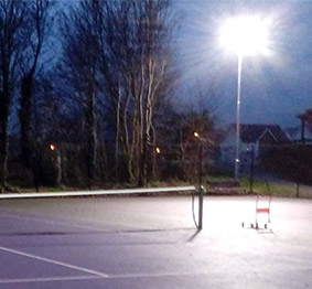 Thurrock Tennis Club